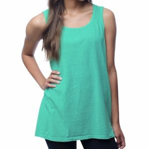 Comfort Colors Tank Tops - New - Chalky Mint
